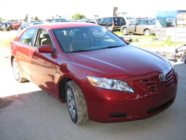 07 Camry Red